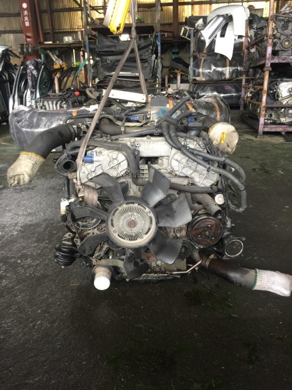 Двигатель Nissan Stagea NM35 VQ25DET (б/у)