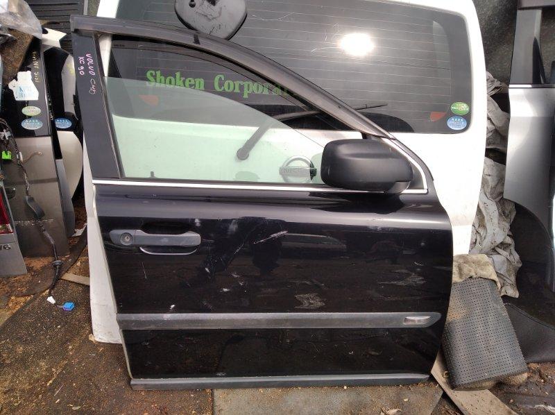 Дверь Volvo Xc90 передняя правая (б/у)