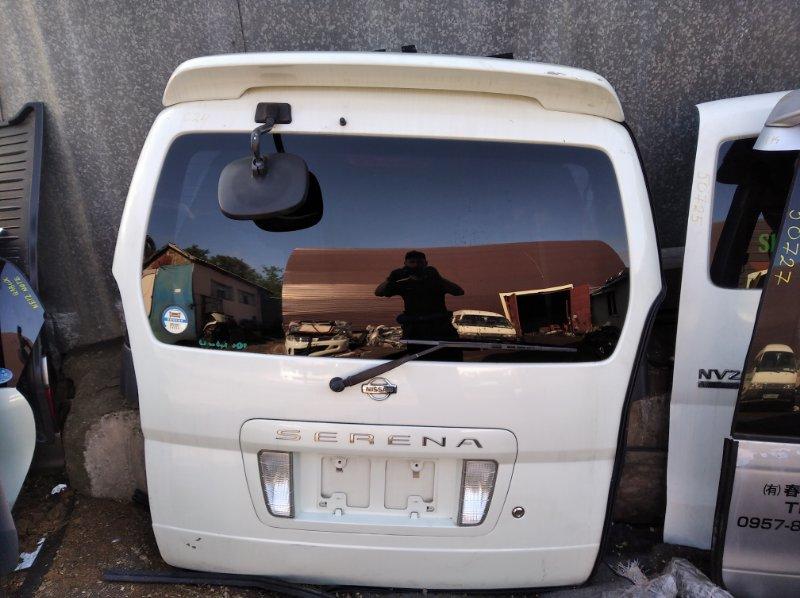 Дверь 5-я Nissan Serena C24 (б/у)