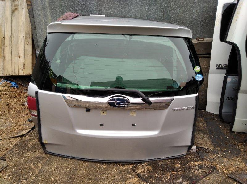 Дверь 5-я Subaru Trezia NCP120 (б/у)