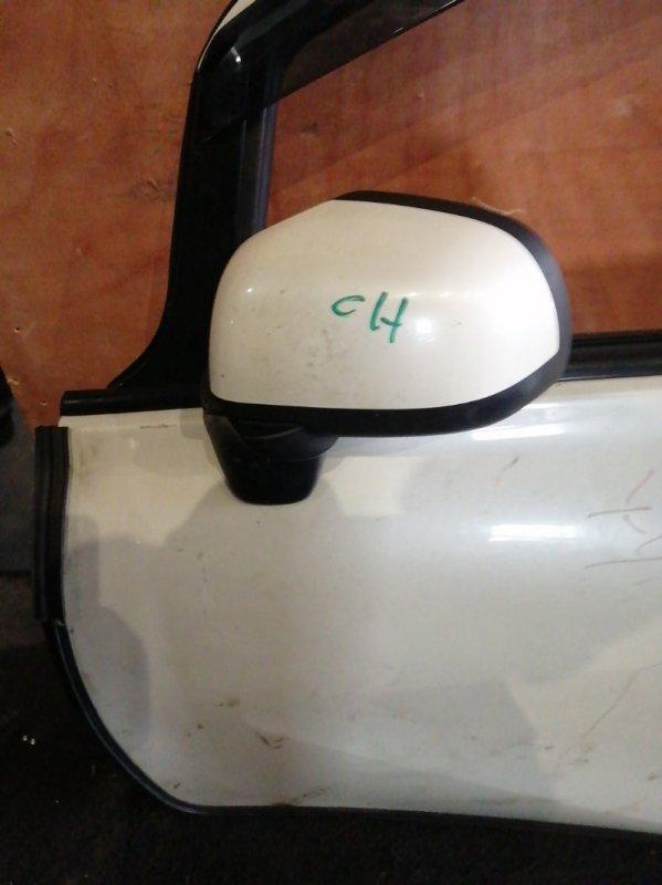 Зеркало Nissan Note E12 переднее левое (б/у)