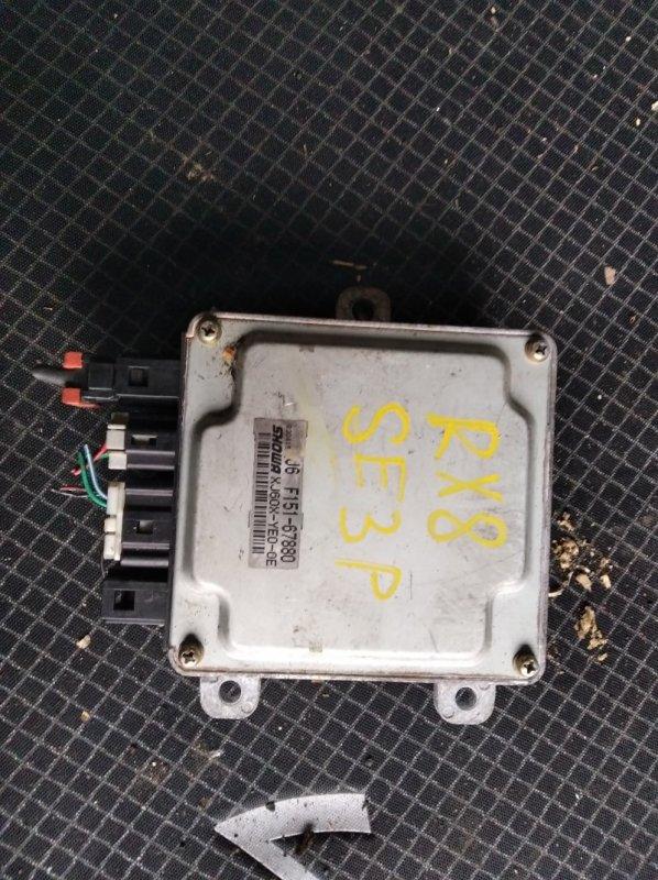 Блок управления рулевой рейкой Mazda Rx-8 SE3P (б/у)