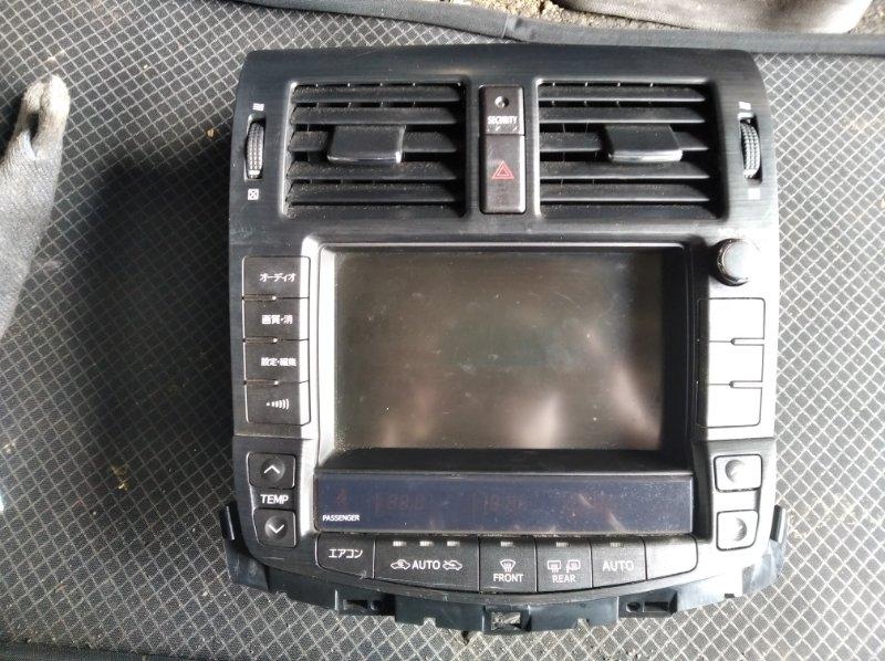 Монитор Toyota Crown GWS204 (б/у)