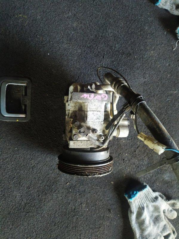 Компрессор кондиционера Mazda Capella GWEW FS (б/у)