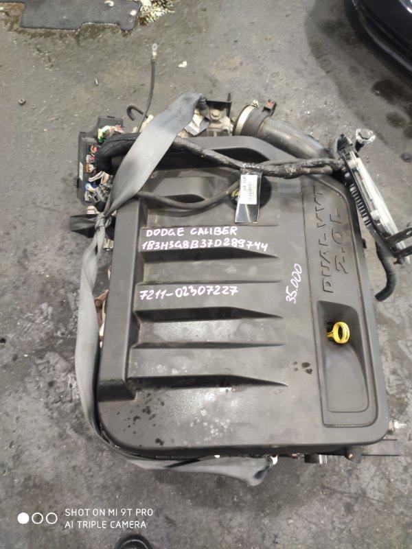 Двигатель Dodge Caliber 1B3H3G8B37D289744 7211 (б/у)