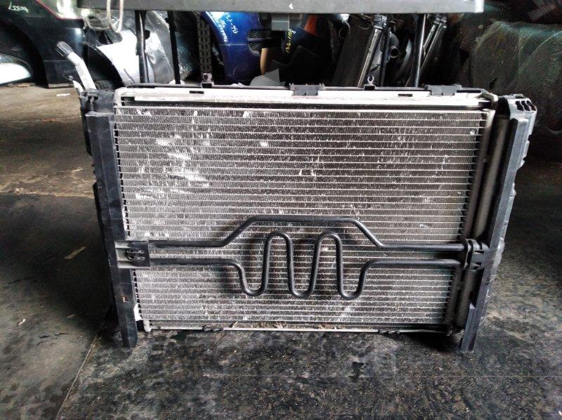 Радиатор охлаждения Bmw 1 Series E87 N45B16A (б/у)