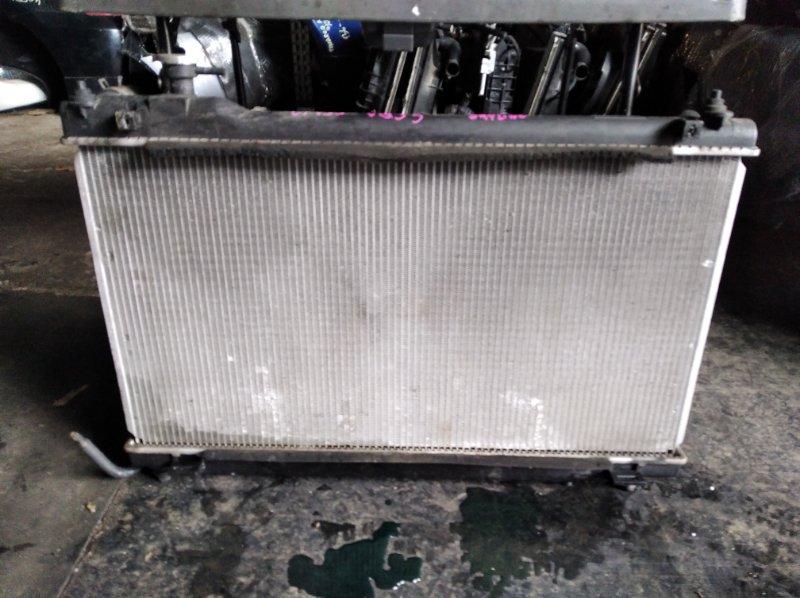 Радиатор охлаждения Nissan Skyline CPV35 VQ35(DE) (б/у)