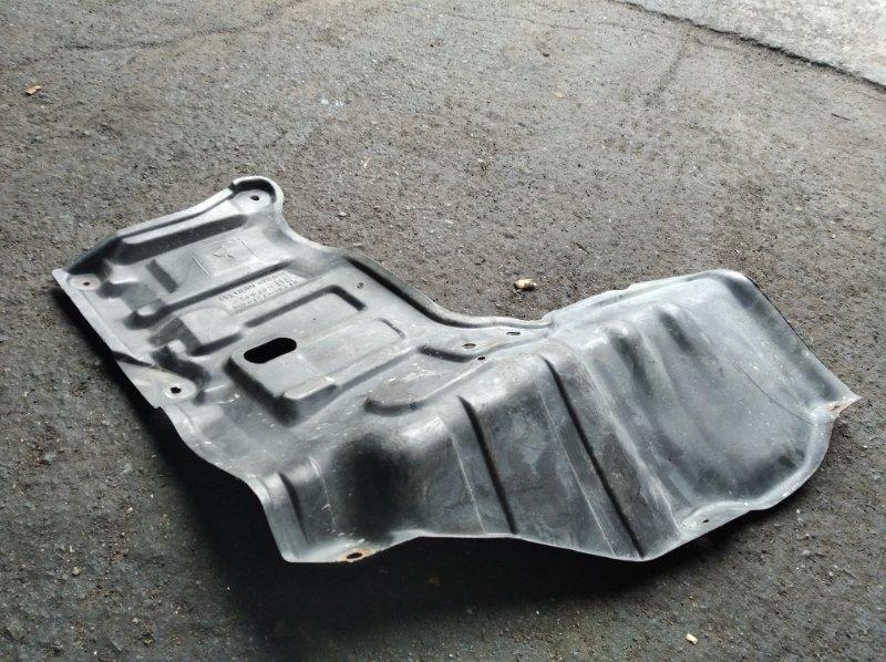 Защита двигателя Toyota Spacio AE111 передняя правая (б/у)