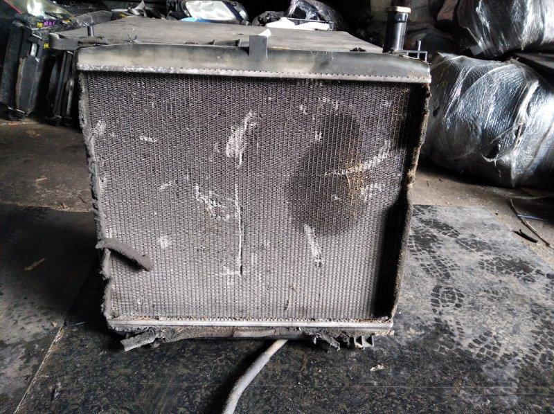 Радиатор охлаждения Toyota Grand Hiace VCH16 5VZFE (б/у)