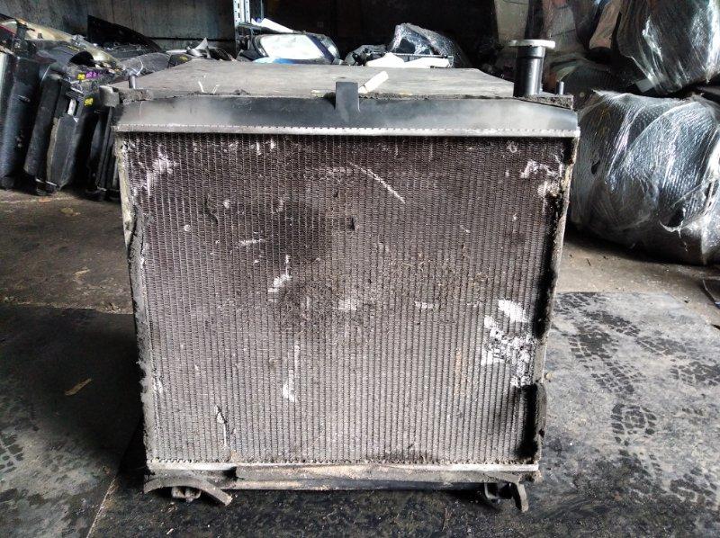 Радиатор охлаждения Toyota Hiace Regius RCH47 3RZFE (б/у)