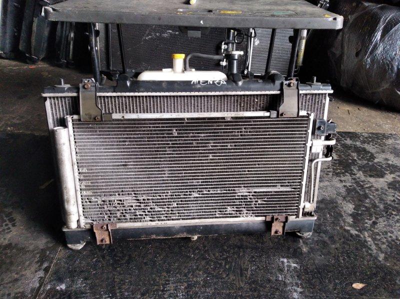 Радиатор охлаждения Mazda Atenza GY3W L3VE (б/у)