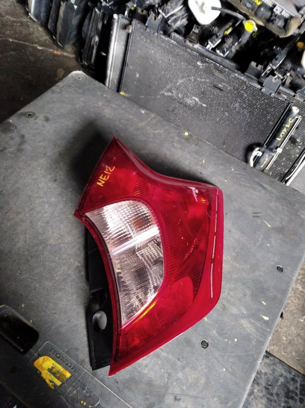 Стоп-сигнал Nissan Note NE12 задний правый (б/у)