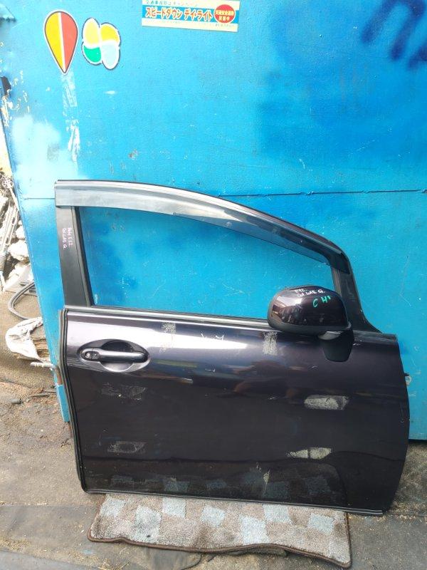 Дверь Nissan Note E12 передняя правая (б/у)