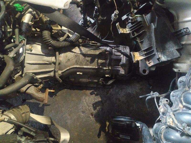 Акпп Nissan Fuga PY50 VQ35DE (б/у)