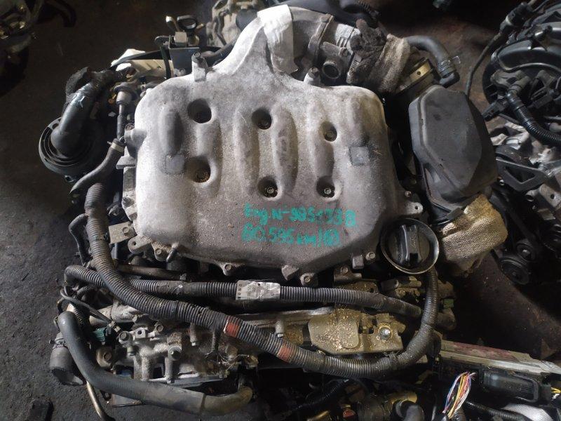 Двигатель Nissan Fuga PY50 VQ35DE (б/у)