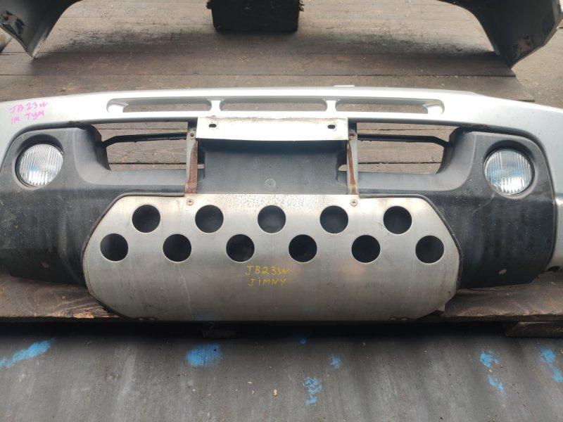 Защита бампера Suzuki Jimny JB23W (б/у)