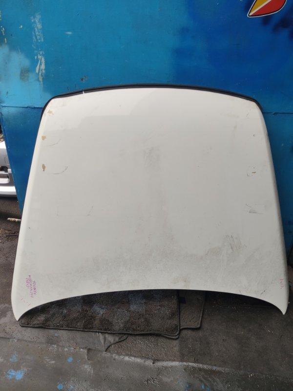 Капот Volkswagen Touareg WVGCM77L24D068451 (б/у)
