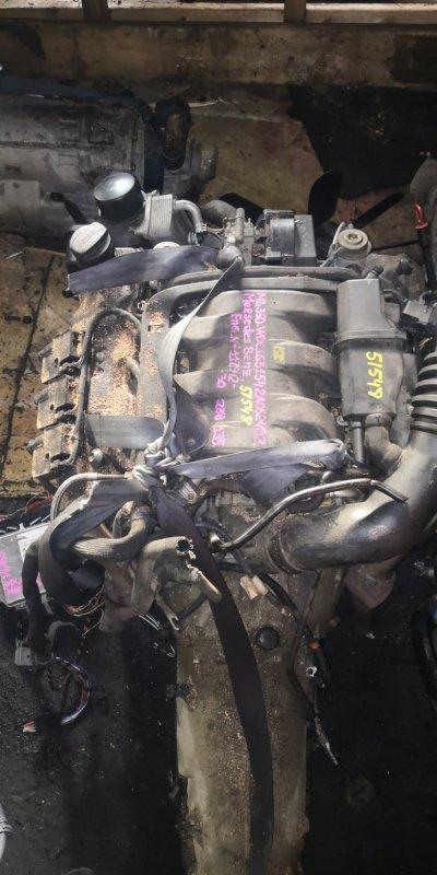 Двигатель Mercedes-Benz Ml350 W163 112942/M112E32 (б/у)