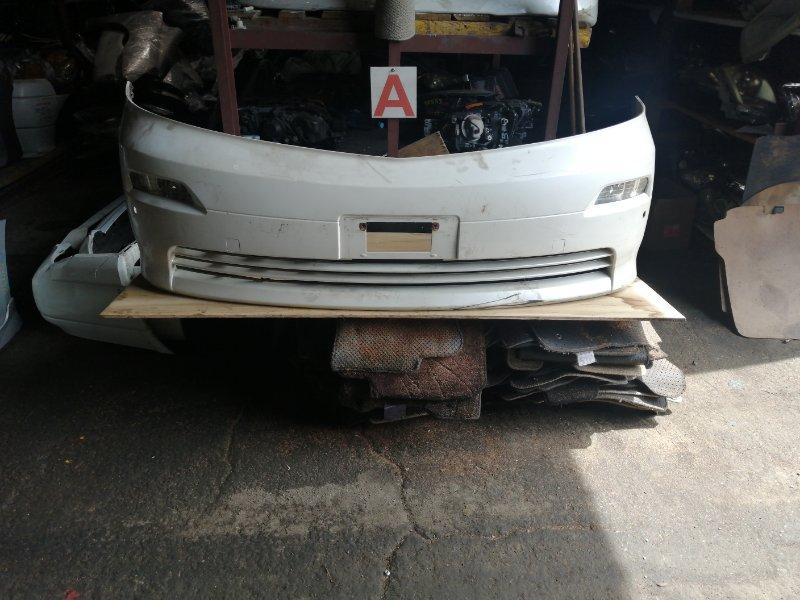 Бампер Toyota Alphard ANH10 передний (б/у)