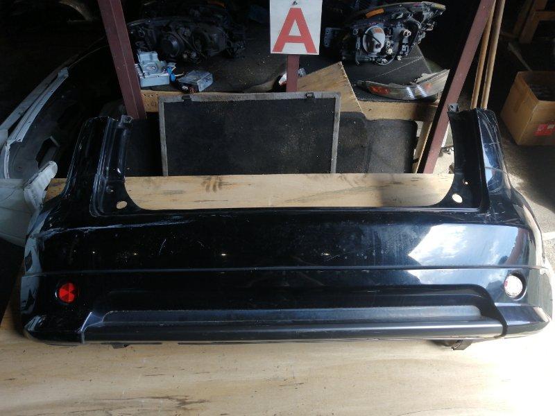 Бампер Nissan Note E11 задний (б/у)