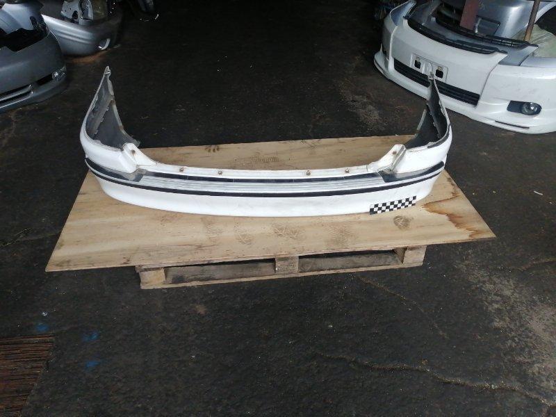 Бампер Toyota Caldina ST210 задний (б/у)