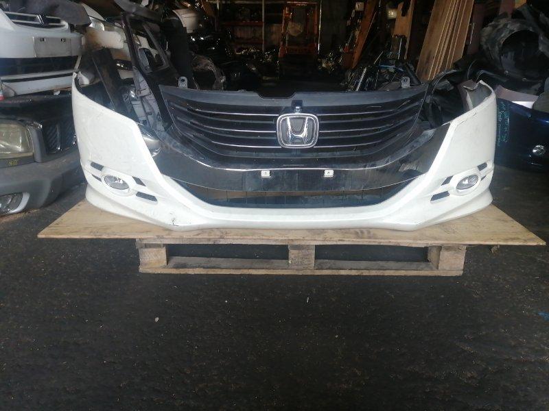 Бампер Honda Odyssey RB3 передний (б/у)