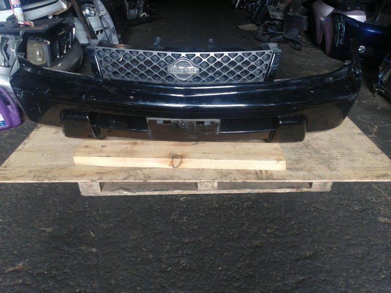 Бампер Nissan X-Trail T30 передний (б/у)