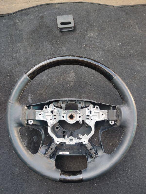 Руль Toyota Vellfire ANH20 (б/у)