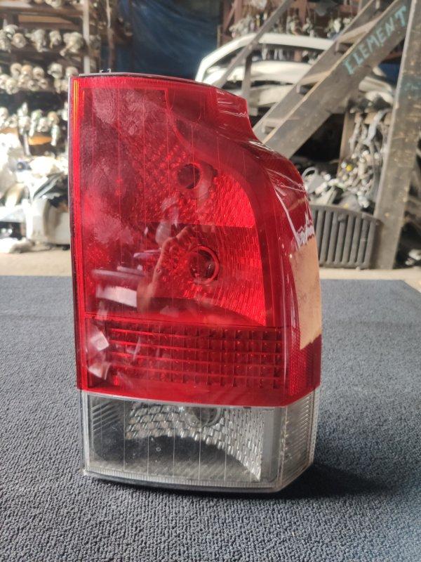 Стоп-сигнал Volvo V70 YV1SW614952494348 задний правый (б/у)