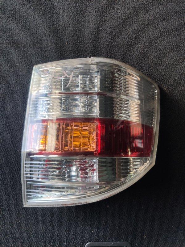 Стоп-сигнал Toyota Alphard ATH10 2AZ-FXE задний правый (б/у)