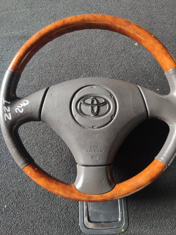Руль Toyota Premio ZZT240 (б/у)