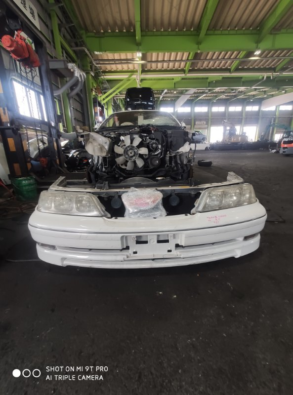 Nose cut Toyota Mark Ii GX100 1G-BEAMS (б/у)