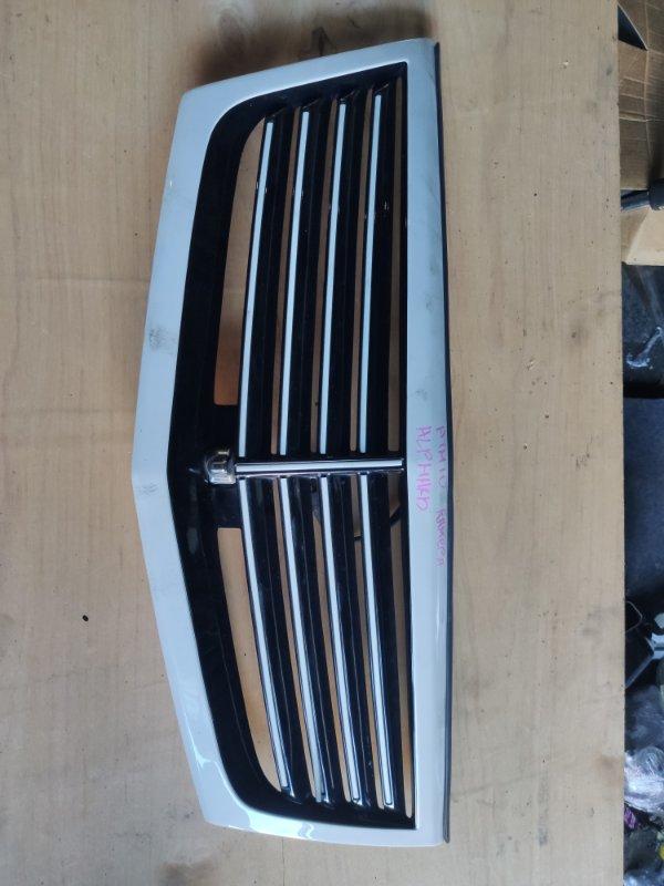 Решетка радиатора Toyota Alphard ATH10 (б/у)