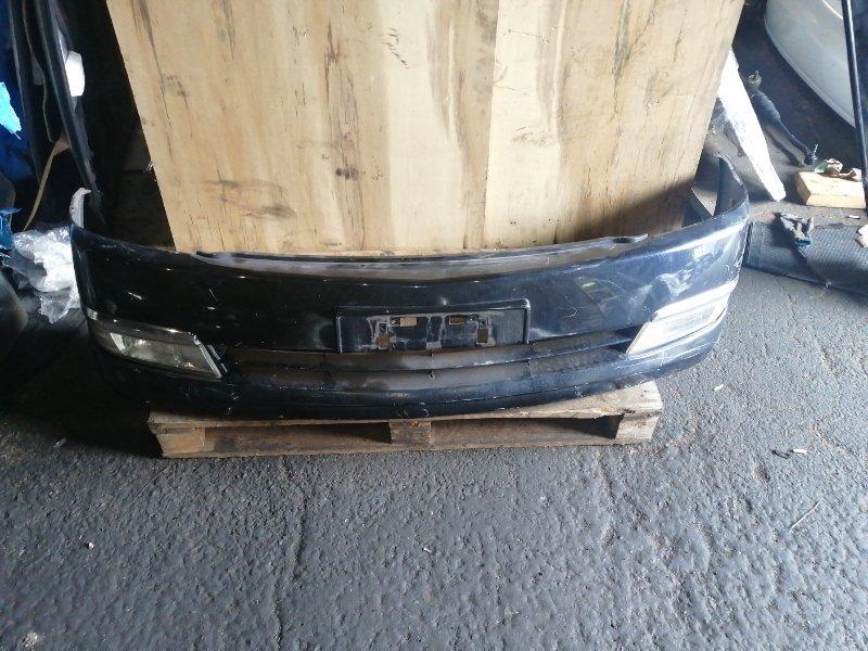 Бампер Nissan Teana J31 передний (б/у)