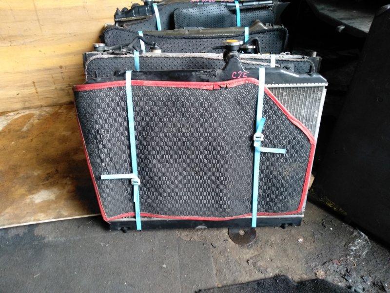 Радиатор охлаждения Nissan Serena C25 MR20DE 2010 (б/у)