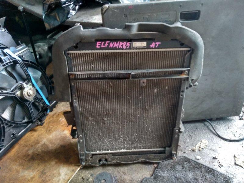 Радиатор охлаждения Isuzu Elf NMR85 4JJ1T (б/у)