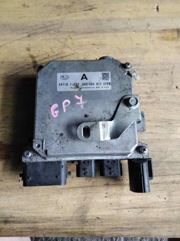 Блок управления рулевой рейкой Subaru Impreza GP7 (б/у)
