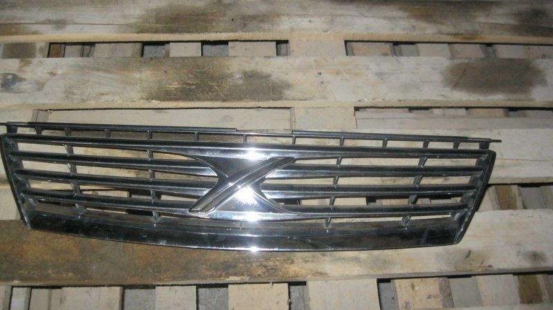 Решетка радиатора Toyota Mark X GRX120 4GRFSE (б/у)