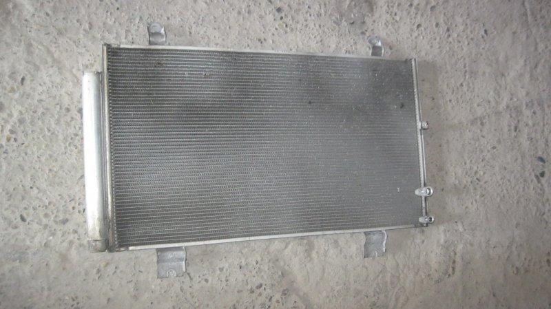 Радиатор кондиционера Toyota Mark X GRX120 4GRFSE (б/у)
