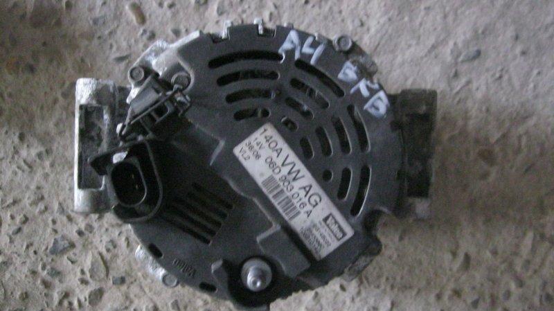 Генератор Audi A4 8EC BFB (б/у)