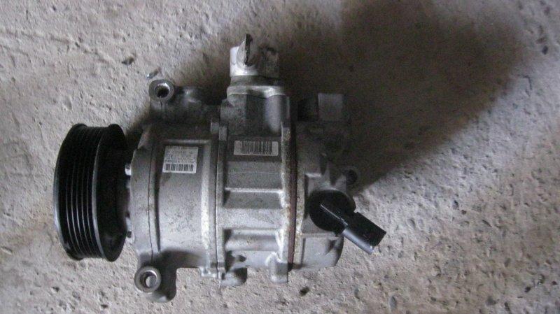 Компрессор кондиционера Audi A4 8EC BFB (б/у)