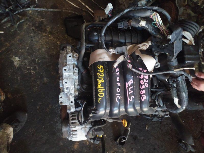 Двигатель Nissan Serena C26 MR20DD (б/у)