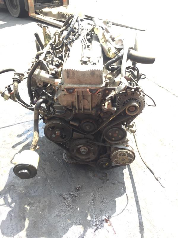 Двигатель Nissan Bassara JU30 KA24 (б/у)