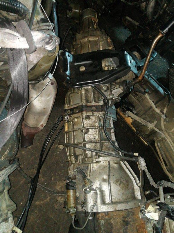Мкпп Toyota Noah KR52 7K-E (б/у)