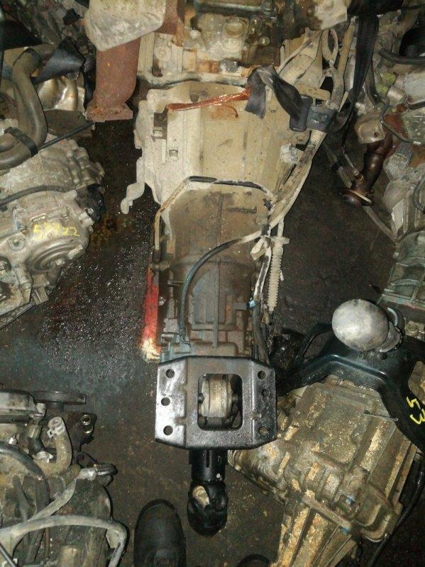 Акпп Mazda Bongo Brawny SK5HV WL (б/у)