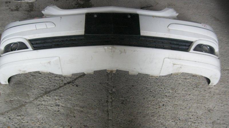 Бампер Mercedes-Benz B200 W245 M266 передний (б/у)