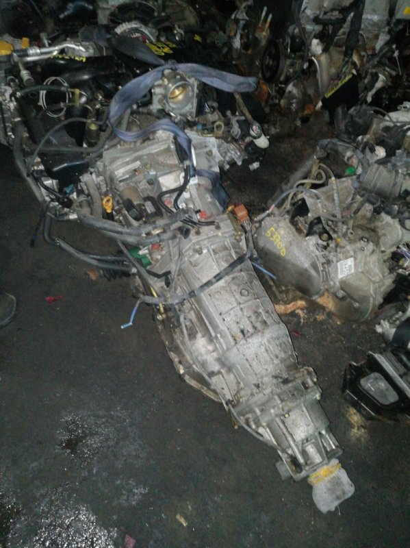 Акпп Subaru Legacy BPE EZ30 2003 (б/у)