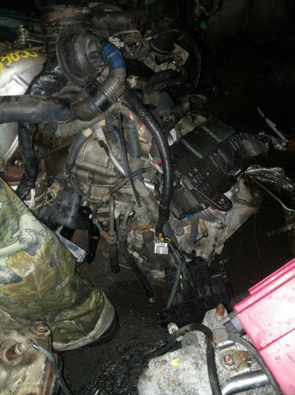 Акпп Toyota Estima ACR40 2AZ (б/у)