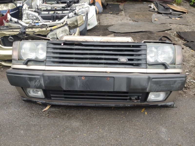 Nose cut Land Rover Range Rover SALLPAMJ3YA439598 (б/у)