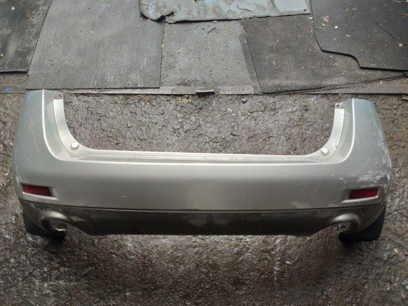 Бампер Nissan Murano E51 задний (б/у)